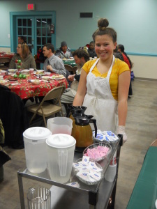 First Baptist Omaha Community Meal